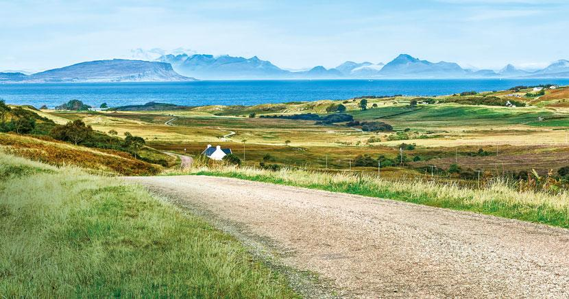 Kilmory Improves access to mobile services