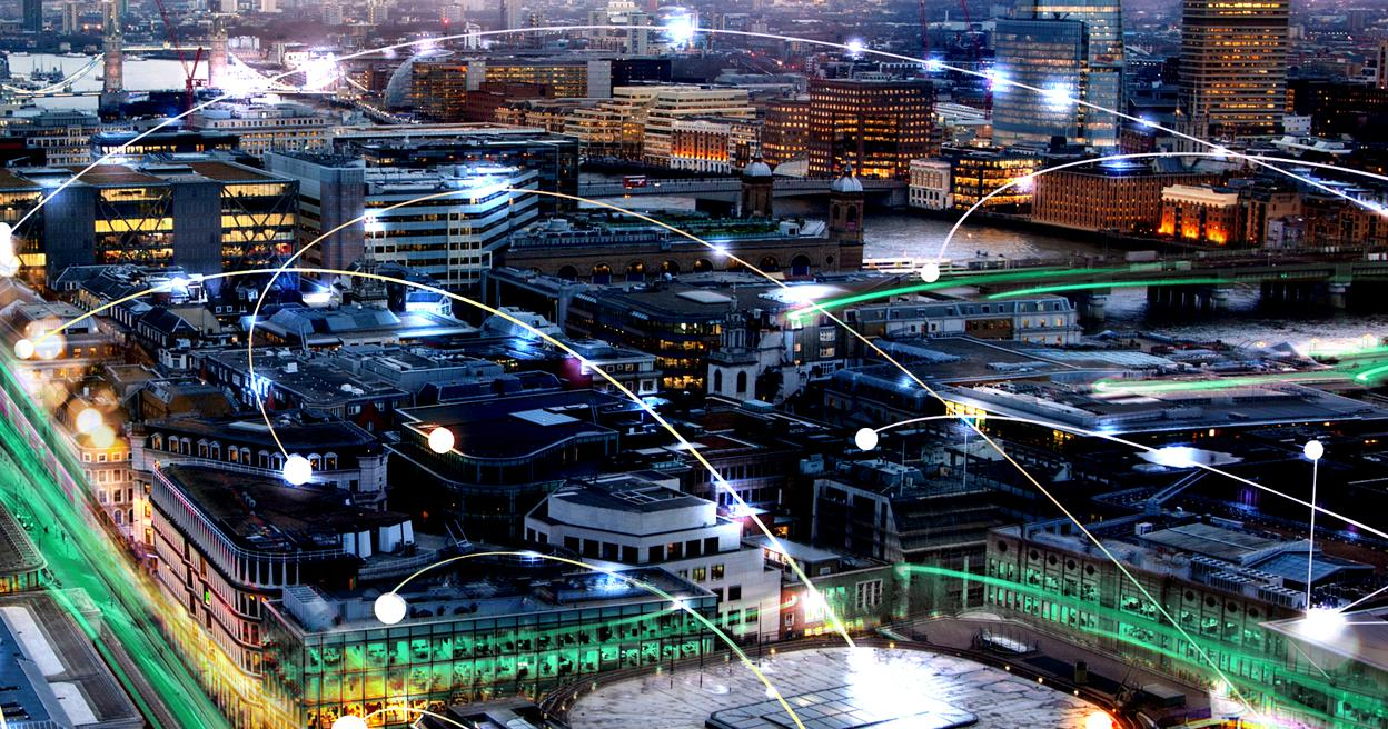 The City of London digital connectivity project