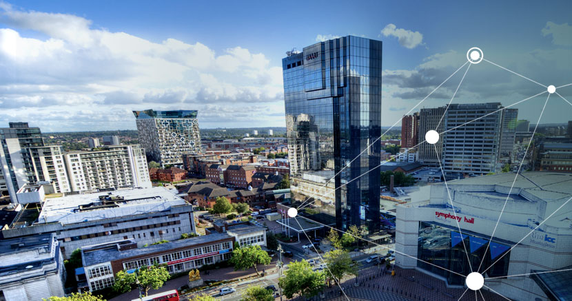 Birmingham City Council and Dudley Council sign landmark lease agreements to accelerate the roll-out of 5G in the West Midlands
