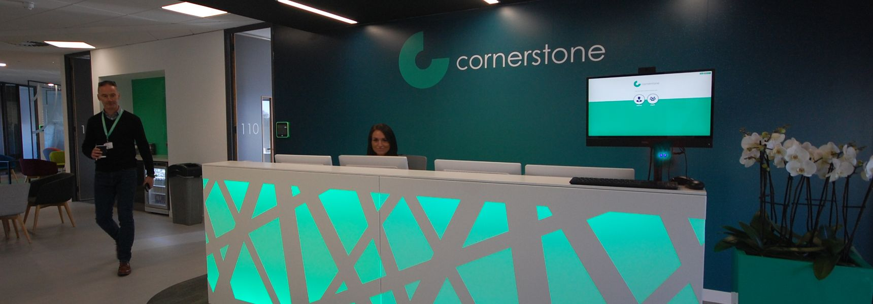 Welcome to Cornerstone, explore our brand
