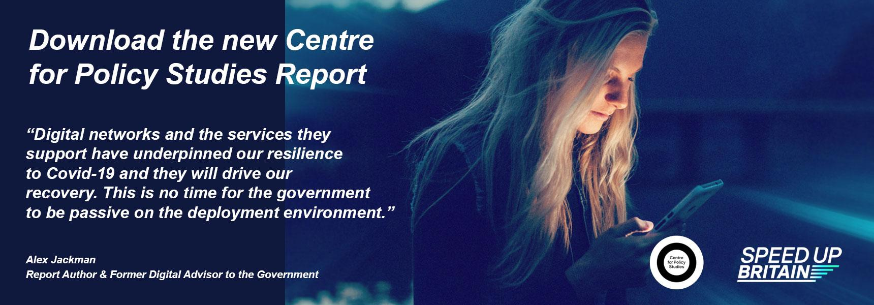 The Centre of Policy Studies launches new report